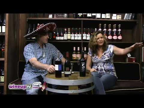 Show 113, Mexican Wines