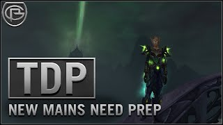 8.3 is Alt Ez they say Time to Prep Shadowlands Mains - [TDP]