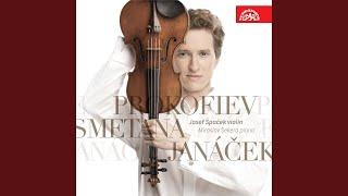 Sonata for Violin Solo, Op.115 - Thema con variazioni. Andante