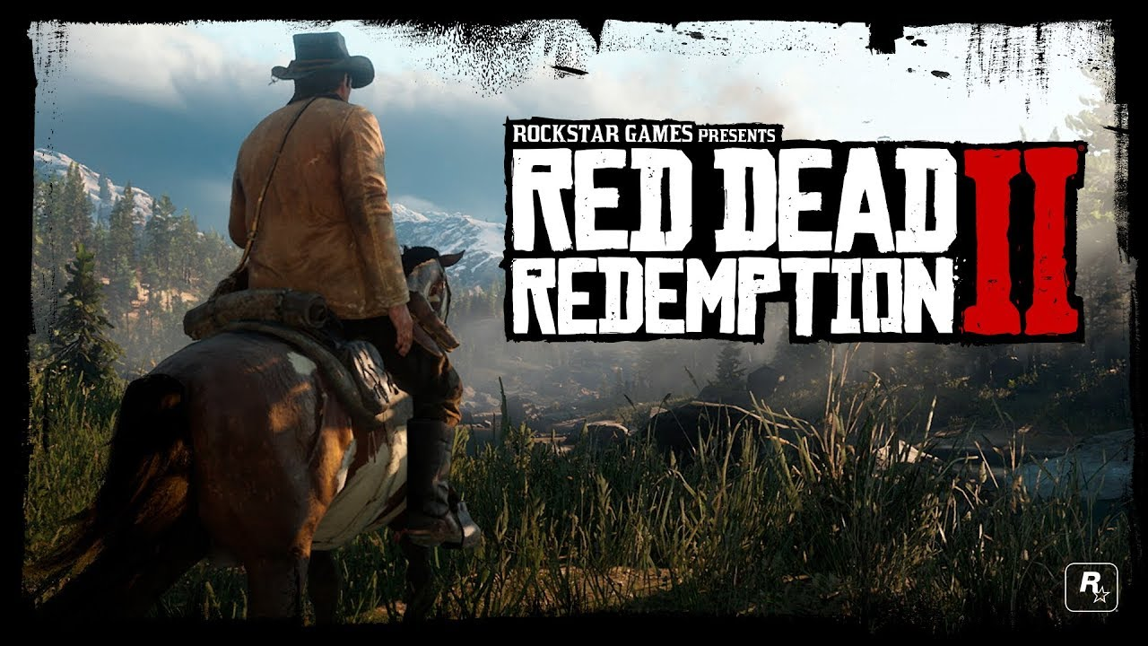 Red Dead Redemption 2 Official Trailer 2 Youtube