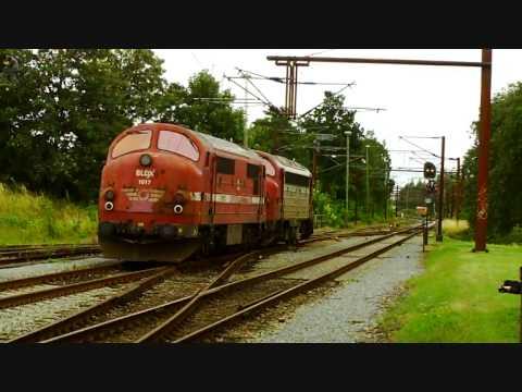 Zugverkehr in Padborg!!
