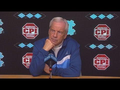 UNC Men's Basketball: Roy Williams pre-Georgia Tech Press Conference
