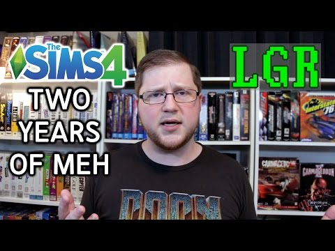 LGR - The Sims 4: Two Years of Meh