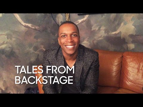 "Tales From Backstage: Leslie Odom Jr.'s Final ""Hamilton"" Performance"