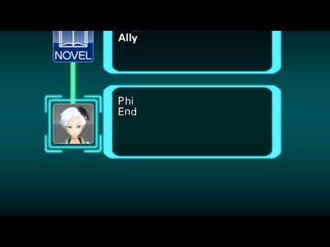 Zero Escape: The Nonary Games - VLR Playthrough Part 63 [Phi End]
