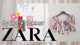 자라(ZARA) 봄,여름 신상 11가지 쇼핑하울|블라우…