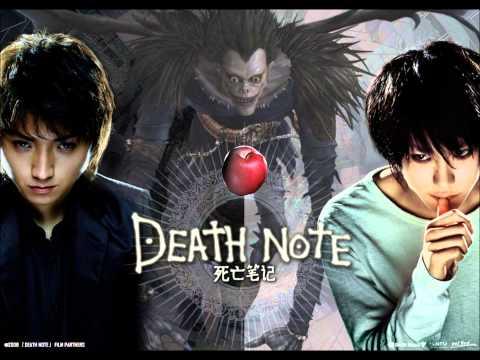 เพลงประกอบหนัง Death Note