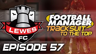 Tracksuit to the Top: Episode 57 - Seeing Red | Football Manager 2015