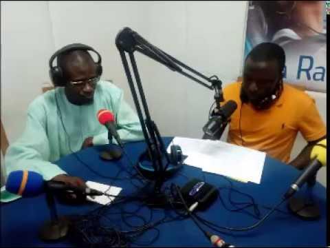 Emission Pacific du 20 Janvier 2018 Radio Taxi Fm Togo