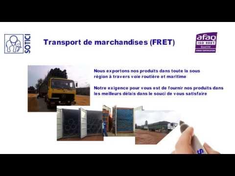 SOTICI - Société de Transformation Industrielle en Côte d'Ivoire