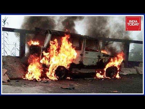 Darjeeling Unrest: Offices, Station Det On Fire