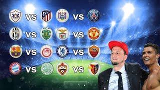 Champions League [🔴 Live] Konferenz FC Bayern vs Celtic | Barcelona, Chelsea etc