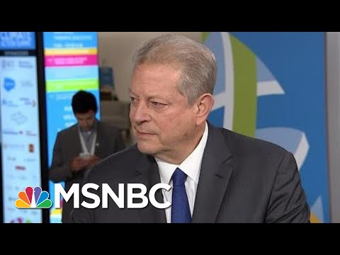 Former VP Al Gore: 'This Experiment With Trumpism Is Not Going Well' | Andrea Mitchell | MSNBC