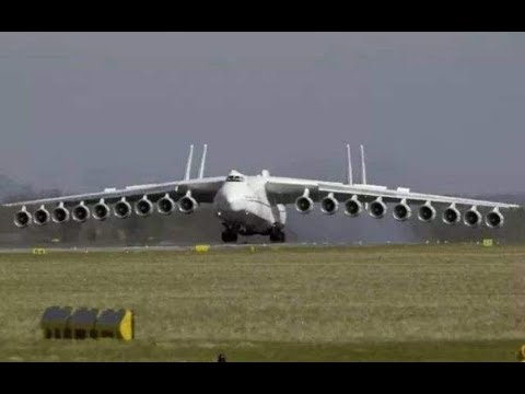 揭秘世界上最大的飞机,全世界只有一架,中国只有一个机场能降落