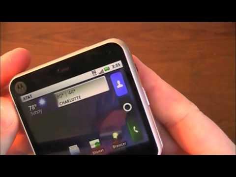 Motorola Flipout Review Part 1