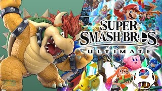 Baixar King Bowser (Super Mario Bros. 3) [New Remix] - Super Smash Bros. Ultimate Soundtrack
