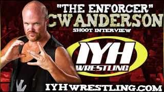 CW Anderson In Your Head Wrestling Shoot Interview
