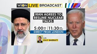 WION Live Broadcast   Iran agrees to resume nuclear talks   Nuke talks with superpowers back