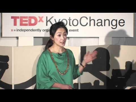 Developing Human Dignity from Japan: Kanae Doi at TEDxKyotoC