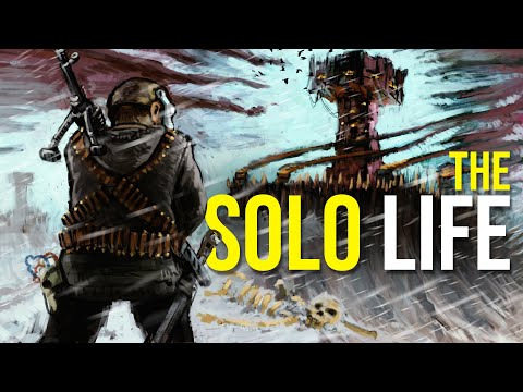 Rust - THE SOLO LIFE V6