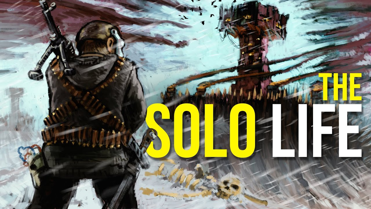 Download Rust - THE SOLO LIFE V6