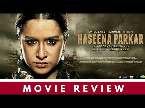 Haseena Parkar - 2/5   Full Movie Review  ...