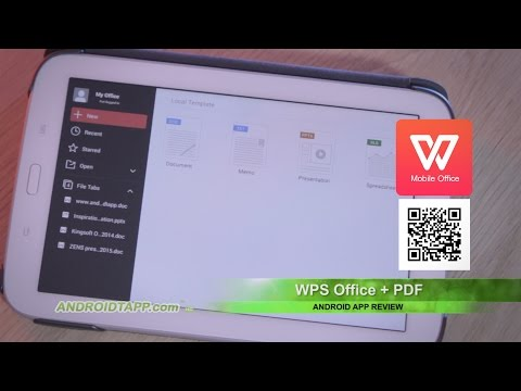 WPS Office + PDF (Android App Review)