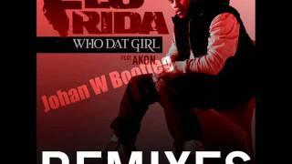 Flo-Rida Feat. Akon - Who