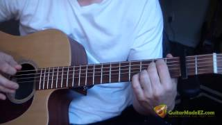 Bruce Springsteen - Radio Nowhere - Guitar Lesson