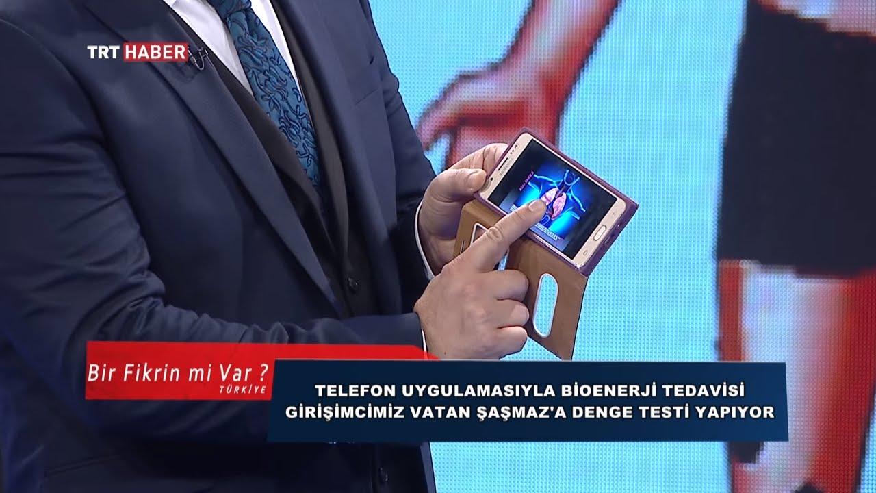 Telefon Uygulamasıyla Bioenerji Tedavisi!
