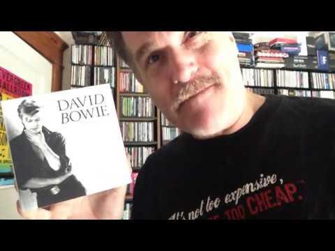 #vinyl Unboxing: David Bowie - Loving The Alien 1983 - 1988 (CD) Box Set Mp3