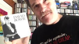Gambar cover #vinyl Unboxing: David Bowie - Loving The Alien 1983 - 1988 (CD) Box Set