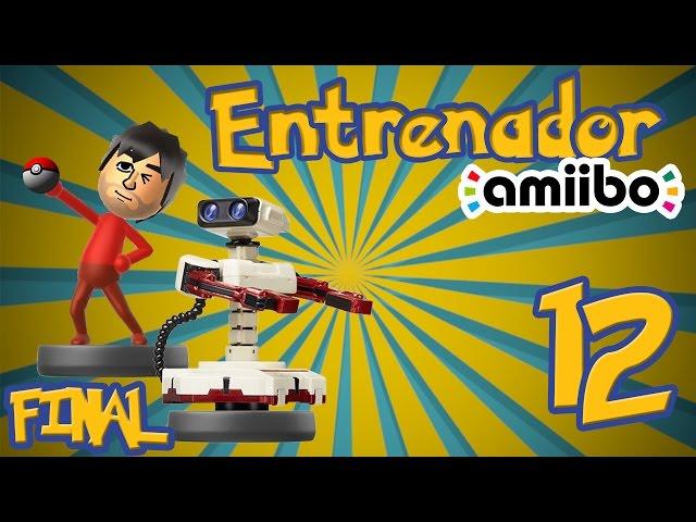 Entrenador Amiibo 12 | R.O.B. [Famicom] FINAL | AmiiboAmigo