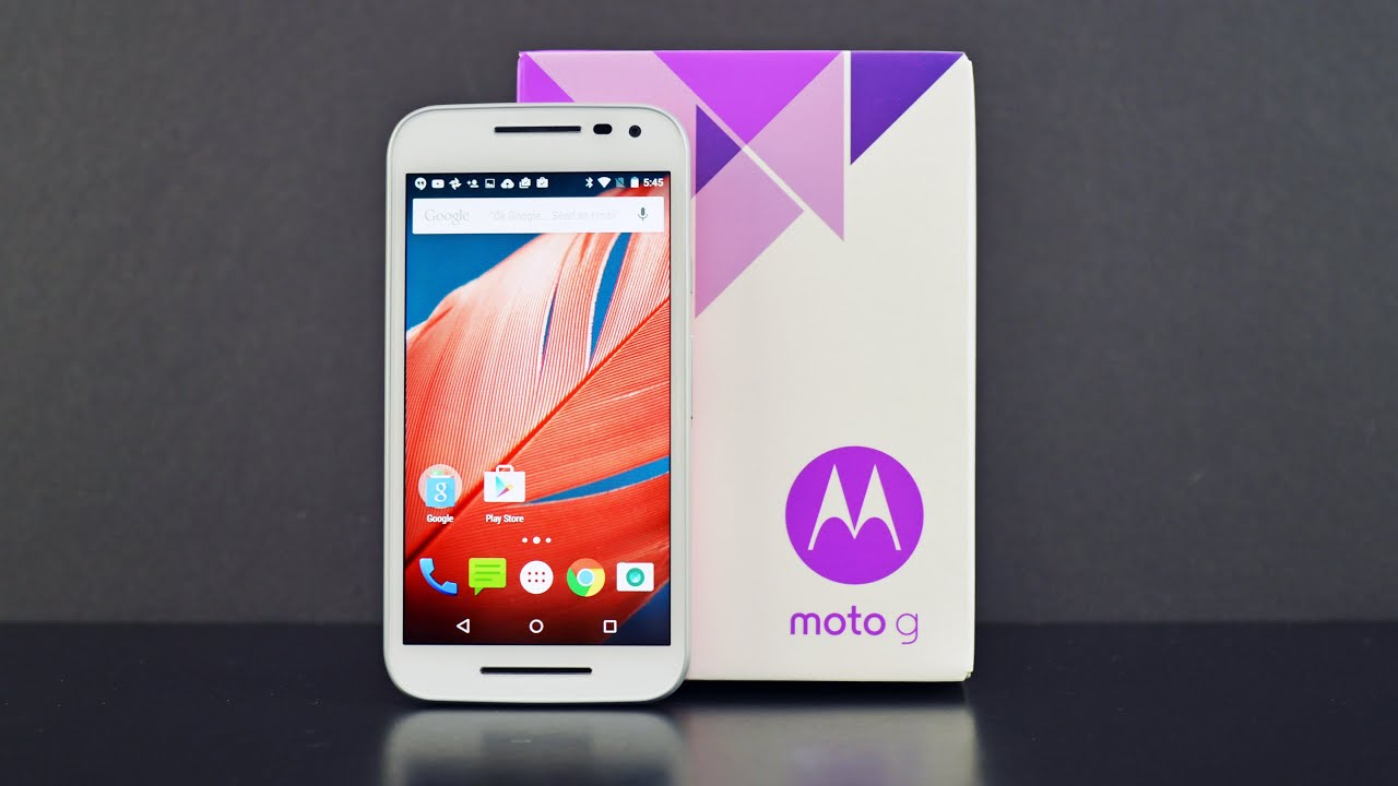 moto g 3rd gen 2015 unboxing review youtube. Black Bedroom Furniture Sets. Home Design Ideas