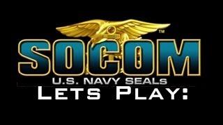Lets Play: Socom US Navy Seals (Mission #1)