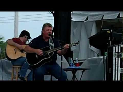 Joe Diffie JOHN DEERE GREEN Live 5/31/12 Hugefest Cape Coral Florida