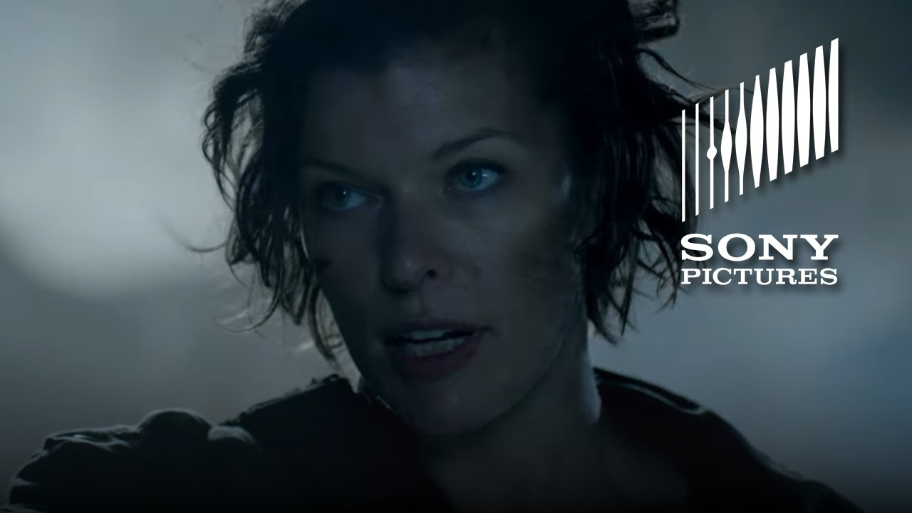 Newest Resident Evil The Final Chapter International Trailer And