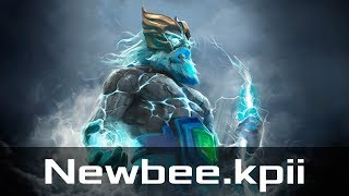 Newbee.kpii Zeus, Offlane Jun 24, 2018 Dota 2 patch 7.17 gameplay