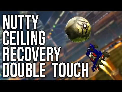 NUTTY CEILING RECOVERY DOUBLE TOUCH | 3V3 GRAND CHAMPION | KEYBOARD & MOUSE