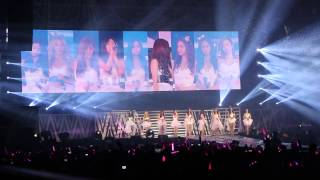 [fancam] 131110 Promise @ SNSD GG TOUR IN HONG KONG
