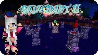 EMPEZAMOS EL RITUAL A OTRA DIMENSIÓN!! - Gaïacraft II - Minecraft Ep 09