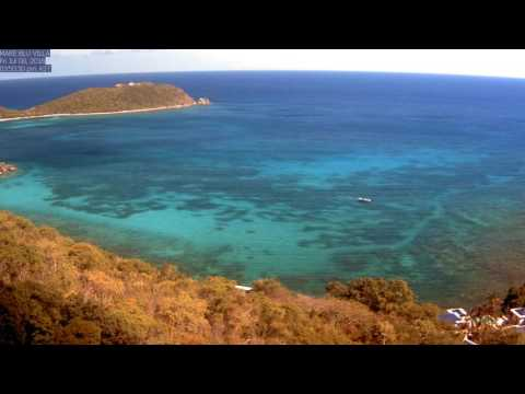 St. John Rendezvous Bay, July 2016 Time Lapse
