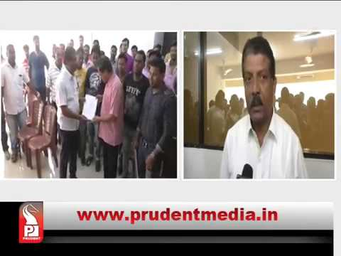 NARENDRA SAWAIKAR ASSURES TO TAKE UP GSL ISSUE WITH UNION SHIPPING MINISTRY _Prudent Media Goa