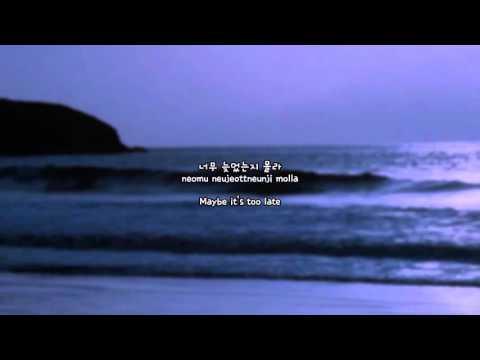 [eng | han | rom] Noel (노을) – Again (다시) (Please Come Back, Mister OST)