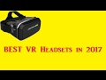 BEST VR Headsets in 2017 - Astoria VR Headset - Fits All Smartphones