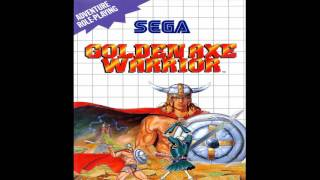Golden Axe Warrior  Master System OST/Soundtrack
