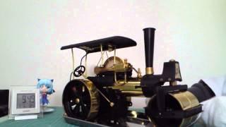 ドイツ製 蒸気エンジン模型車(Wilesco D396)Made in Germany  Steamy engine model car