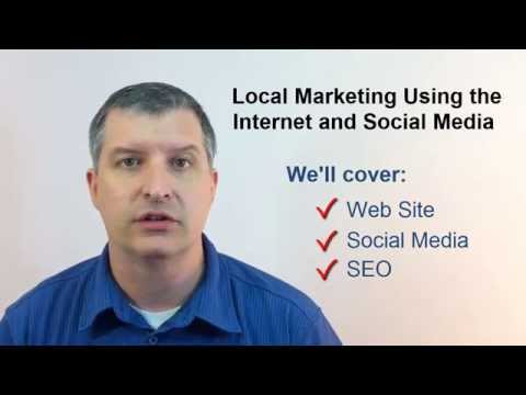 Local Marketing Using the Internet and Social Media