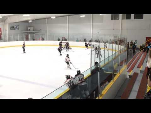 Ottawa Sens Major Bantam AAA vs. Don Mills Flyers (09-05-2014)