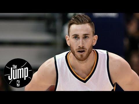 Could Miami Heat Land Gordon Hayward?   The Jump   ESPN